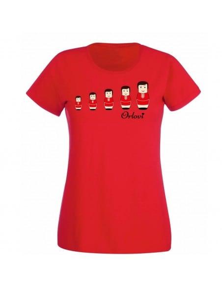 Serbien Orlovi Serbia Matrjoschkas Worldcup T-Shirt WM Shirts 18,90 €