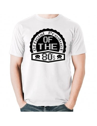 Offical Product of the 80s T-Shirt Hoodie Geburtstag 18,90 €
