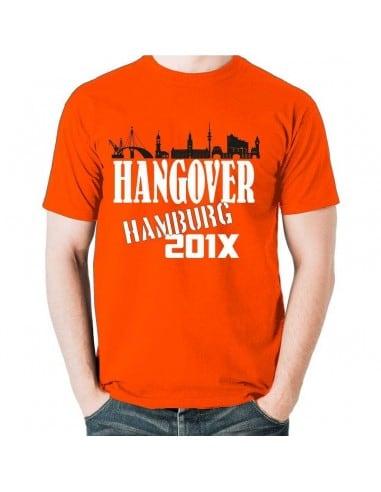 Hangover Hamburg T-Shirt Schule, Studium & Beruf 18,90 €
