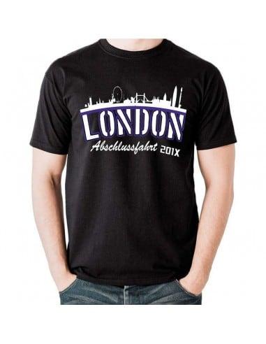London Abschlussfahrt T-Shirt Schule, Studium & Beruf 18,90 €