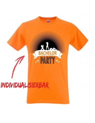 Bachelor Party Striptease JGA T-Shirt JGA 16,50 €