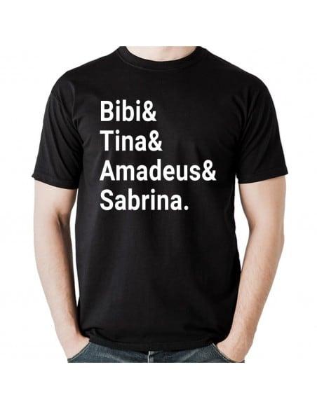 Bibi & Tina & Amadeus & Sabrina...Kinder T-Shirt Hoodie Baby & Familie  14,90 €