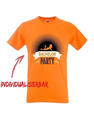 Bachelor Party Striptease JGA T-Shirt 2 JGA 16,50 €