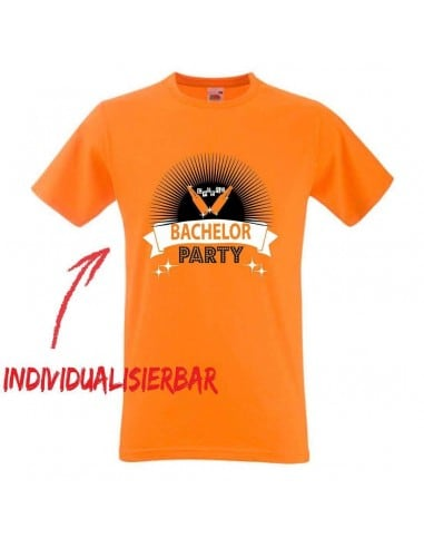 Bachelor Party Striptease JGA T-Shirt 4 JGA 16,50 €