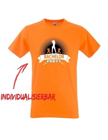 Bachelor Party Striptease JGA T-Shirt 3 JGA 16,50 €