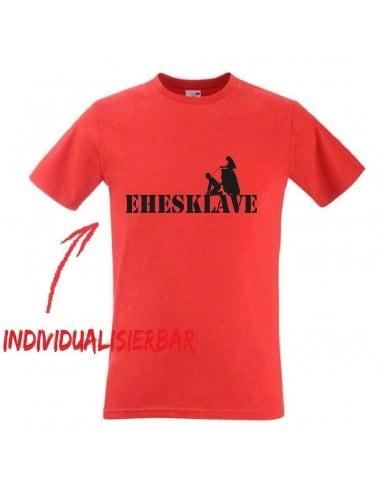 Ehesklave T-Shirt JGA 16,50 €