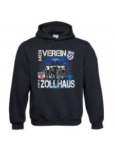 TSV Zollhaus Kinder-Hoodie Since 1990