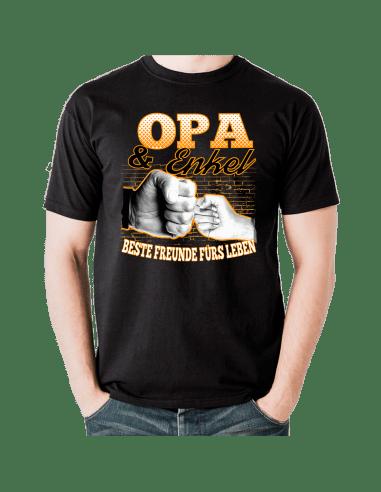 Shirt Enkel Opa Und
