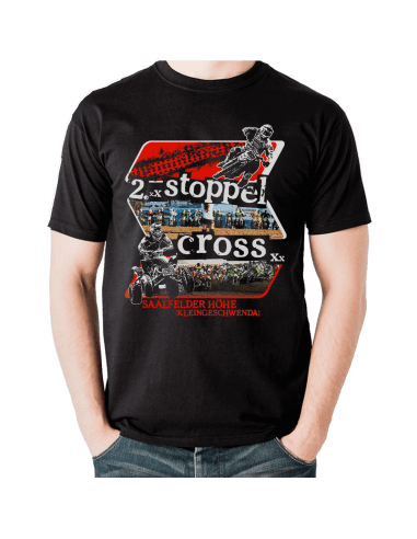 Stoppelcross Saalfelder Höhe T-Shirt 2017 Stoppelcross Kleingeschwenda 20,00 €