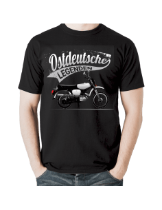Ostdeutsche Legenden Simson Enduro T-Shirt Hoodie