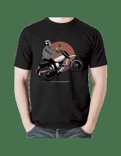 Simson Enduro S51E Skull Rider T-Shirt Hoodie Cars & Bikes 18,90 €