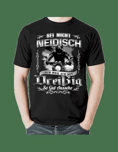 SEI NICHT NEIDISCH! Dreißig Geburtstag T-Shirt Hoodie 30 Jahre Geburtstag 18,90 €