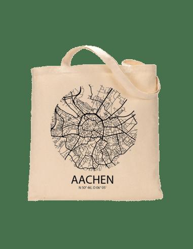 """Jutebeutel nature \\""""Aachen Sky Eye \\"""" Zubehör & Geschenke 9,99 €"""