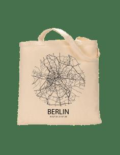 """Jutebeutel nature \\""""Berlin Sky Eye\\"""" Zubehör & Geschenke 9,99 €"""