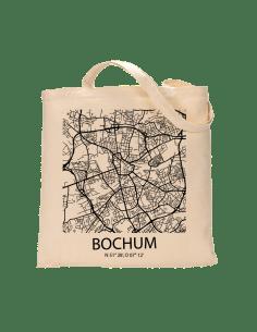 """Jutebeutel nature \\""""Bochum Sky Eye Block\\"""" Zubehör & Geschenke 9,99 €"""