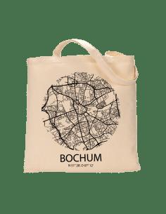 """Jutebeutel nature \\""""Bochum Sky Eye\\"""" Zubehör & Geschenke 9,99 €"""
