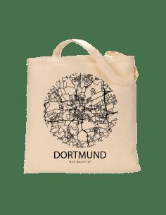 """Jutebeutel nature \\""""Dortmund Sky Eye\\"""" Zubehör & Geschenke 9,99 €"""