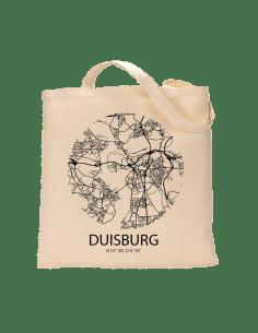 """Jutebeutel nature \\""""Duisburg Sky Eye\\"""" Zubehör & Geschenke 9,99 €"""
