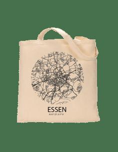 """Jutebeutel nature \\""""Essen Sky Eye\\"""" Zubehör & Geschenke 9,99 €"""
