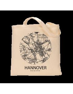 """Jutebeutel nature \\""""Hannover Sky Eye\\"""" Zubehör & Geschenke 9,99 €"""