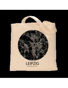 """Jutebeutel nature \\""""Leipzig Sky Eye negativ\\"""" Zubehör & Geschenke 9,99 €"""