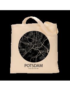 """Jutebeutel nature \\""""Potsdam Sky Eye negativ\\"""" Zubehör & Geschenke 9,99 €"""