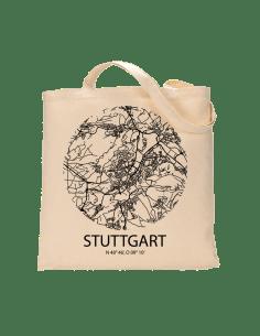 """Jutebeutel nature \\""""Stuttgart Sky Eye\\"""" Zubehör & Geschenke 9,99 €"""