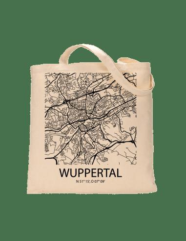 "Jutebeutel nature \\""Wuppertal Sky Block\\"" Zubehör & Geschenke 9,99 €"