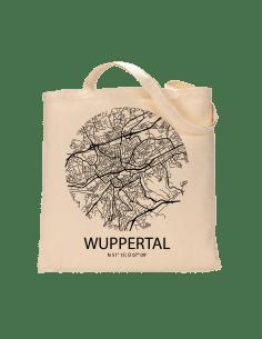"""Jutebeutel nature \\""""Wuppertal Sky Eye\\"""" Zubehör & Geschenke 9,99 €"""