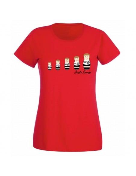 Deutschland Matrjoschkas Nationalmannschaft Jogis Jungs T-Shirt WM Shirts 18,90 €