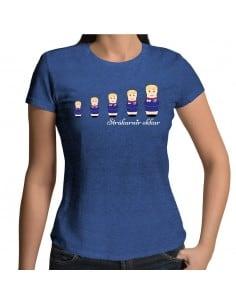 Island Wikinger Matrjoschkas Nationalmannschaft WM T-Shirt WM Shirts 18,90 €