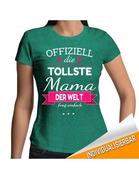 tollste Mama einfach Fragen...T-Shirt Hoodie Baby & Familie  18,90 €